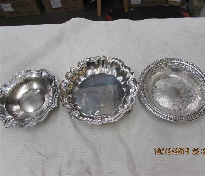 Germantown TN Silver Platter Heirlooms Polished to Original Luster After