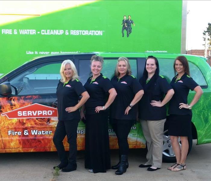 SERVPRO of Germantown/Collerville Office Team